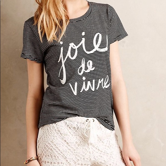 57ffd51f3 Sol Angeles Joie de Vivre Tee from Anthropologie. M_5b1dc54812cd4ab72801c3c9